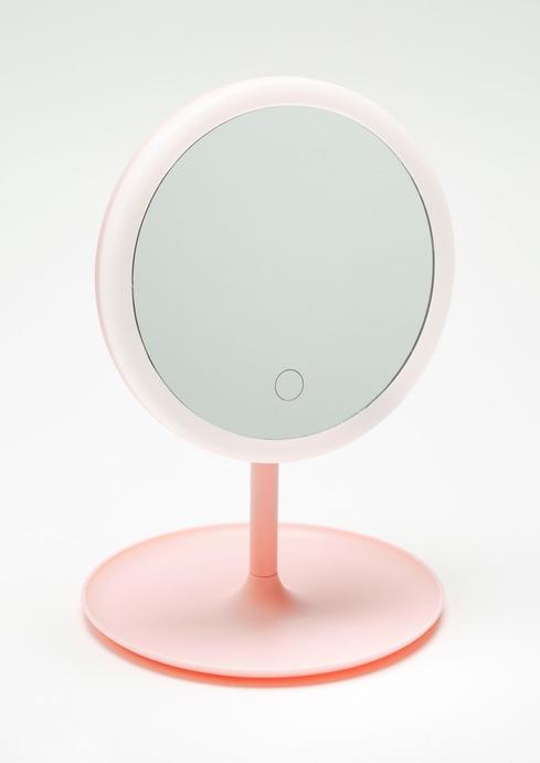 PINK LED MAKEUP MIRROR placeholder image