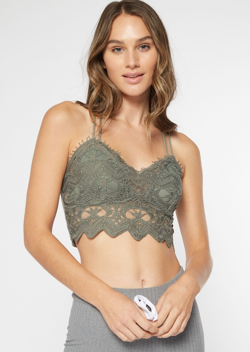 WAVY LC CRCHT BRALETTE placeholder image