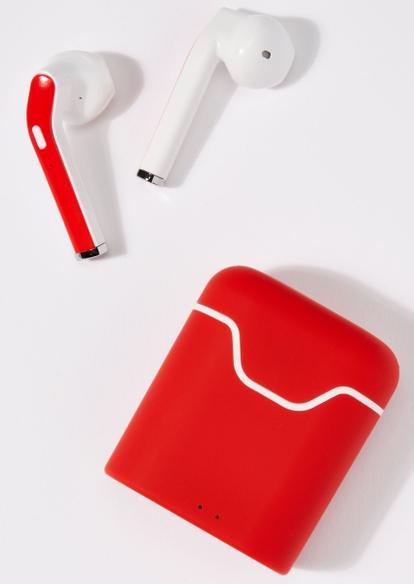 red truebuds wireless earbuds - Main Image
