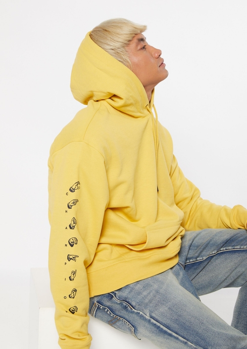 CHAMPION SIGN HOODIE placeholder image