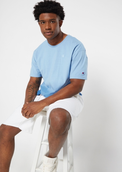 champion blue ombre tee - Main Image