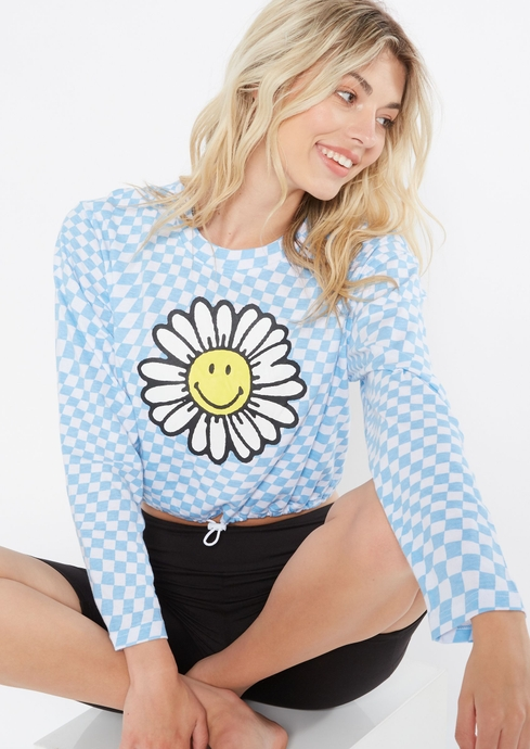 BUNG CHCKR DAISY LS placeholder image