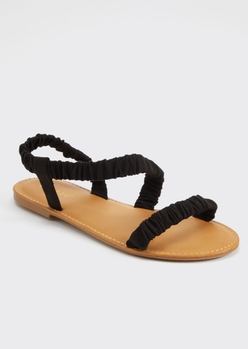 RCHD FABRIC ASYM ANKLE ST placeholder image