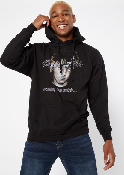 juice wrld halo hoodie - Main Image