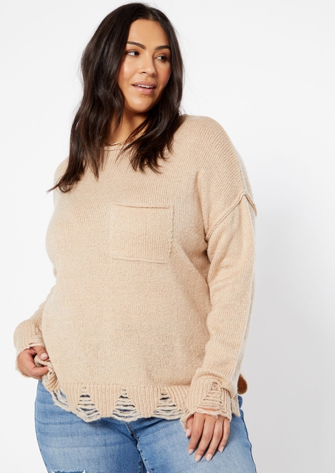 MOSSY DEST SWEATER placeholder image