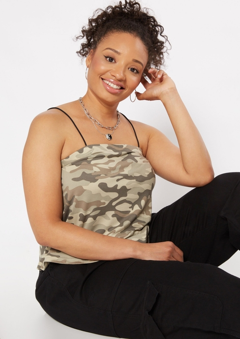 CAMO BUNGEE TANK placeholder image
